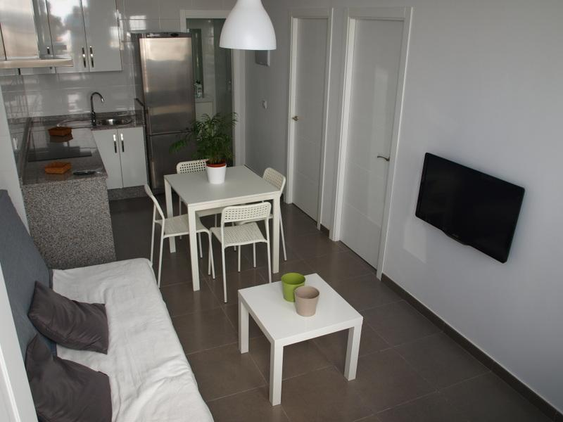 Apartment -                                       Tarifa -                                       2 bedrooms -                                       4 persons