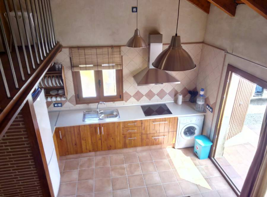 Rural house -                                       Tarifa -                                       1 bedrooms -                                       2 persons