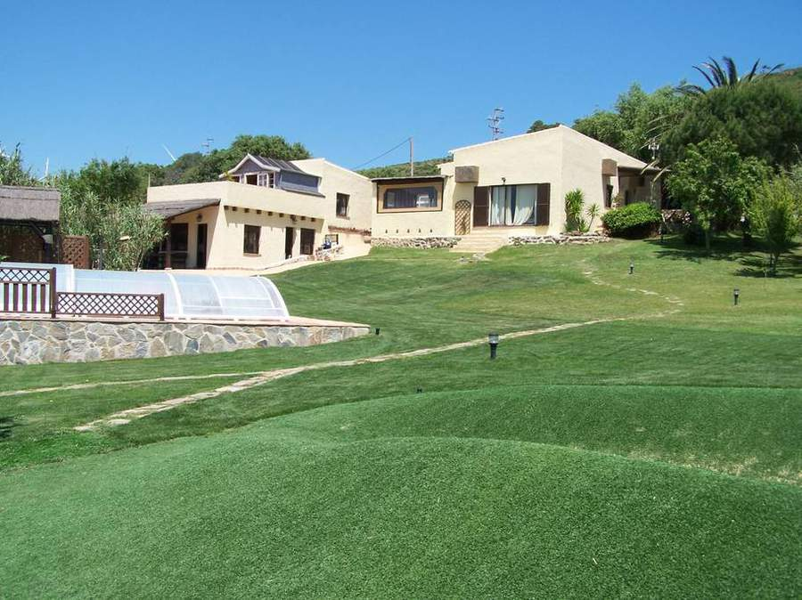 Chalet -                                       Tarifa -                                       7 bedrooms -                                       14 persons
