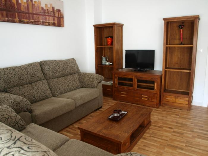 Apartment -                                       Tarifa -                                       3 bedrooms -                                       6 persons