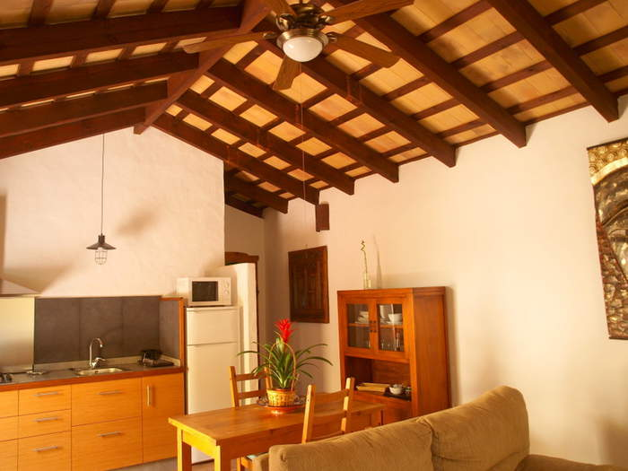 Bungalow -                                       Tarifa -                                       1 bedroom -                                       2 persons