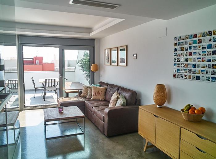 Penthouse -                                       Tarifa -                                       3 bedrooms -                                       0 persons