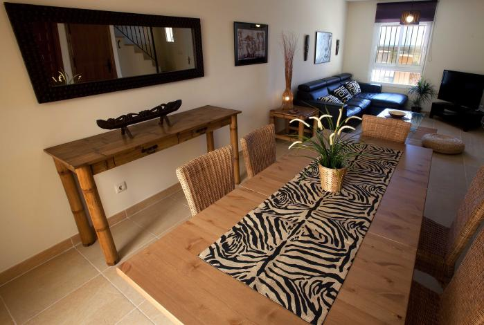 Chalet -                                       Tarifa -                                       3 bedrooms -                                       8 persons