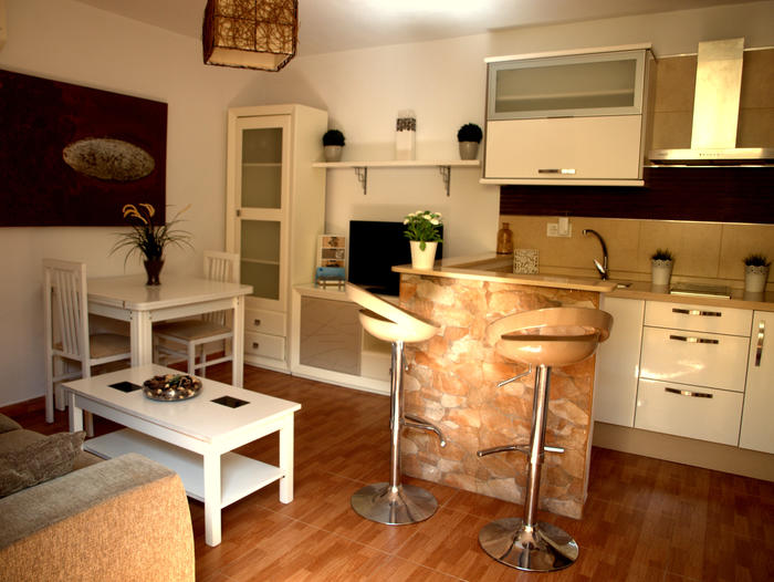 Apartment -                                       Tarifa -                                       1 bedrooms -                                       2 persons